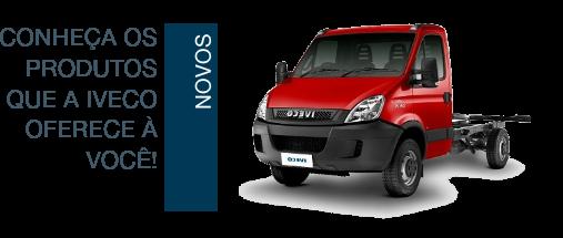 Conheça os produtos que a Iveco oferece à você!